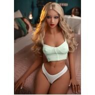 Selina Blond Hair Sex Doll 153cm in UK Stock