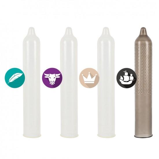Secura Kondome Test The Best Mixed x24 Condoms