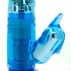 Toy Joy Twin Turbo Dolphin Vibrator