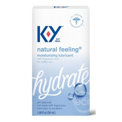 KY Hydrate Natural Feeling Lube 50ml