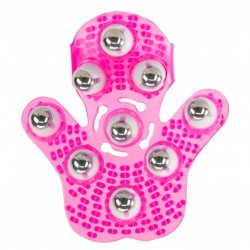 Roller Balls Massager Glove