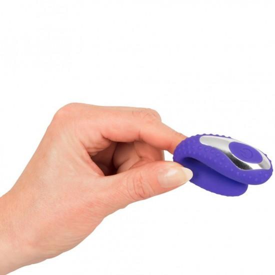 Rechargeable Blowjob Vibrator