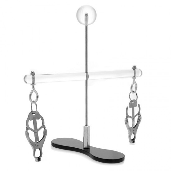 The Tower Of Pain Nipple Stretcher