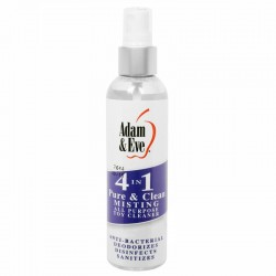 4 In 1 Pure And Clean Misting Toy Cleaner
