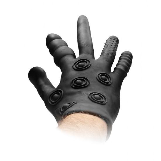 Silicone Stimulation Glove