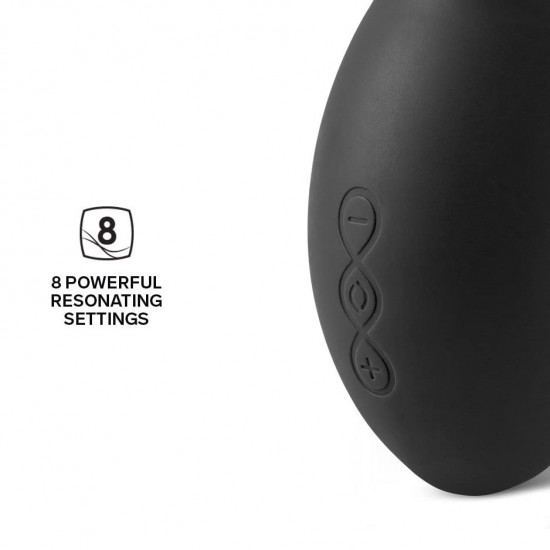 Lelo Sona Cruise Sonic Clitoral Massager Black