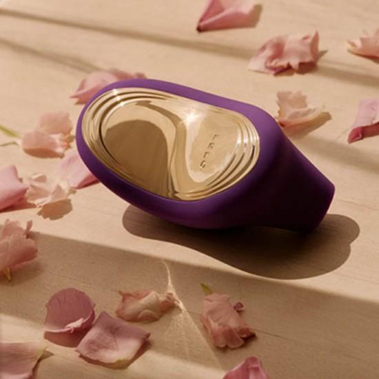 Lelo Sona 2 Purple Clitoral Vibrator