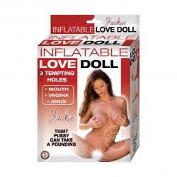 Jackie Inflatable Love Doll