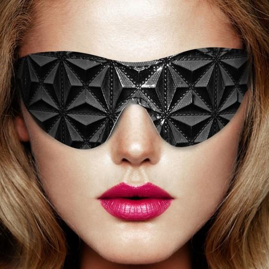 Ouch Black Luxury Eye Mask