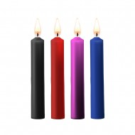 Teasing Wax Candles 4 Pack Small