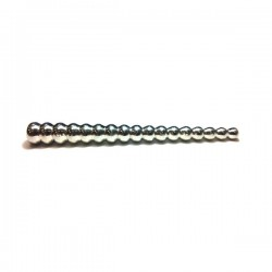 Rouge Stainless Steel Beaded Urethral Sound