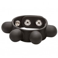 Weighted Ball Stretcher Cock Ring