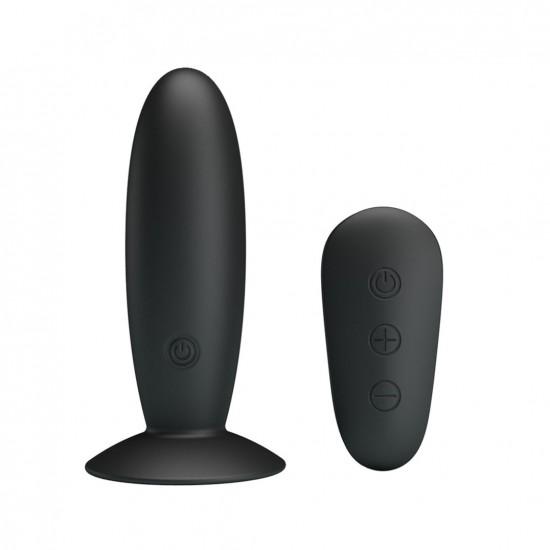 Mr Play Remote Control Vibrating Anal Plug