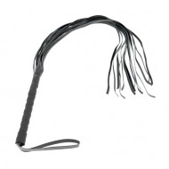 Leather Whip 31.5 Inches
