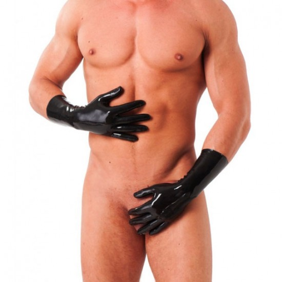 Rubber Secrets Gloves