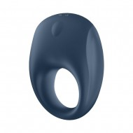 Satisfyer App Enabled Strong One Cock Ring Blue
